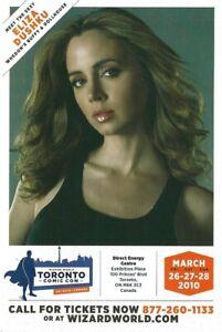 ELIZA-DUSHKU-BUFFY-TORONTO-COMIC-CON-PROMO-CARD-2010-MARGOT-KIDDER