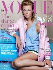 VOGUE Magazine British November 2014 Taylor Swift,Jamie Dornan FREE Supplement