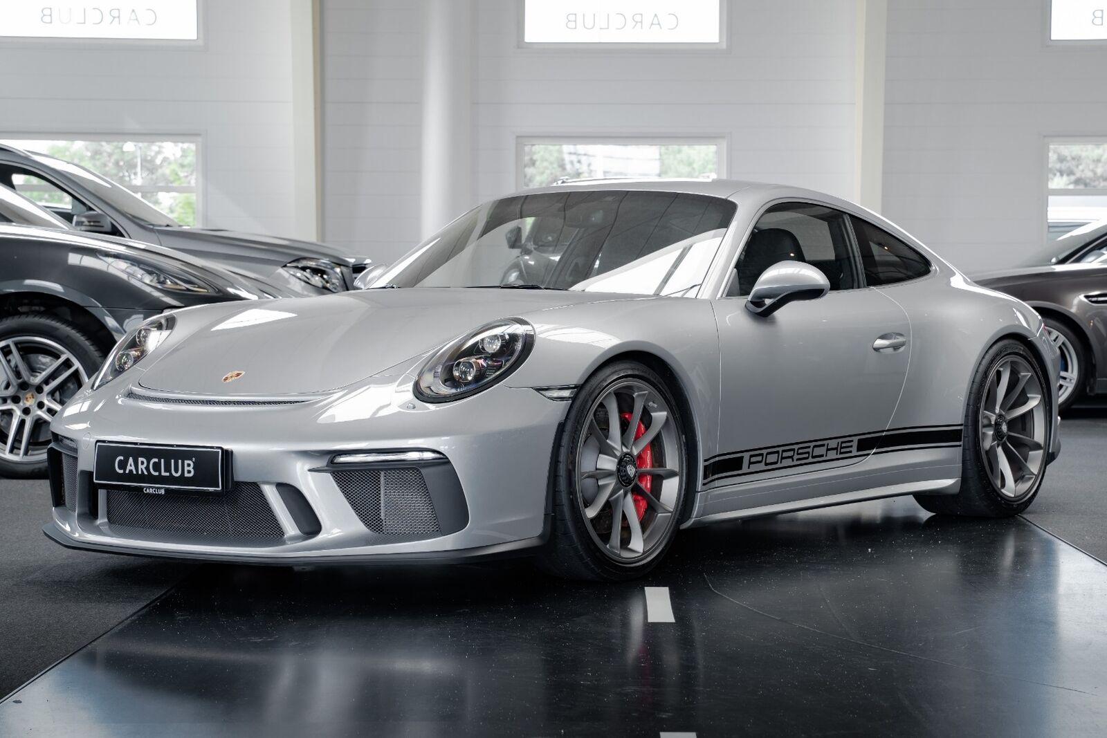 Porsche 911 GT3 4,0 Coupé Touring 2d
