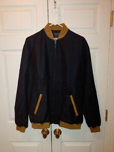 Men University of Maryland 1953 National Champ Alumni Football Jacket Size XL