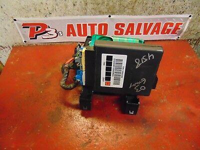 02 05 04 03 GMC Envoy trailblazer fuse box panel body ...