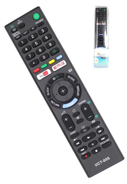 Original TV Fernbedienung für SONY KDL-75W855C Fernseher