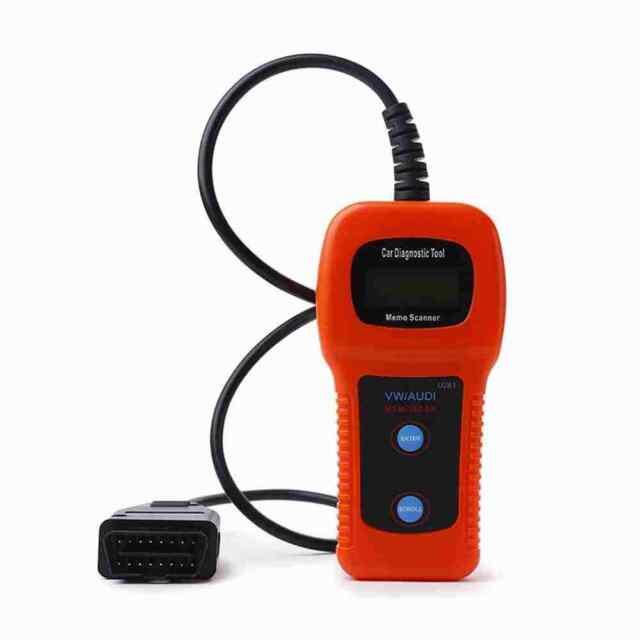 Car Diagnostic Tool U281 OBD2 CAN BUS Fault Code Reader for VW Audi Skoda  Seat H