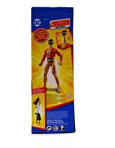 Mattel DC Justice League Plastic Man 12 /'/' Action Figure Brand New In Box
