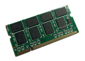 DDR-333, PC2700, SODIMM 1GB RAM Memory Upgrade for the Compaq Presario V2000