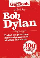 Bob Dylan The Gig Book Sheet Music Lead Sheets: Melody-lyrics-chords B 014041324