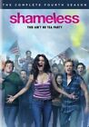 Shameless Complete Fourth Season - 3 Disc Set 2014 Region 1 DVD