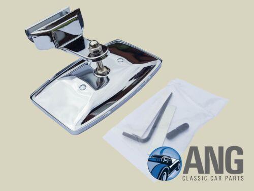 accesorios de Adelantamiento Espejo y MRS112 Classic Mini Cromo Frontal Luz Cuarto