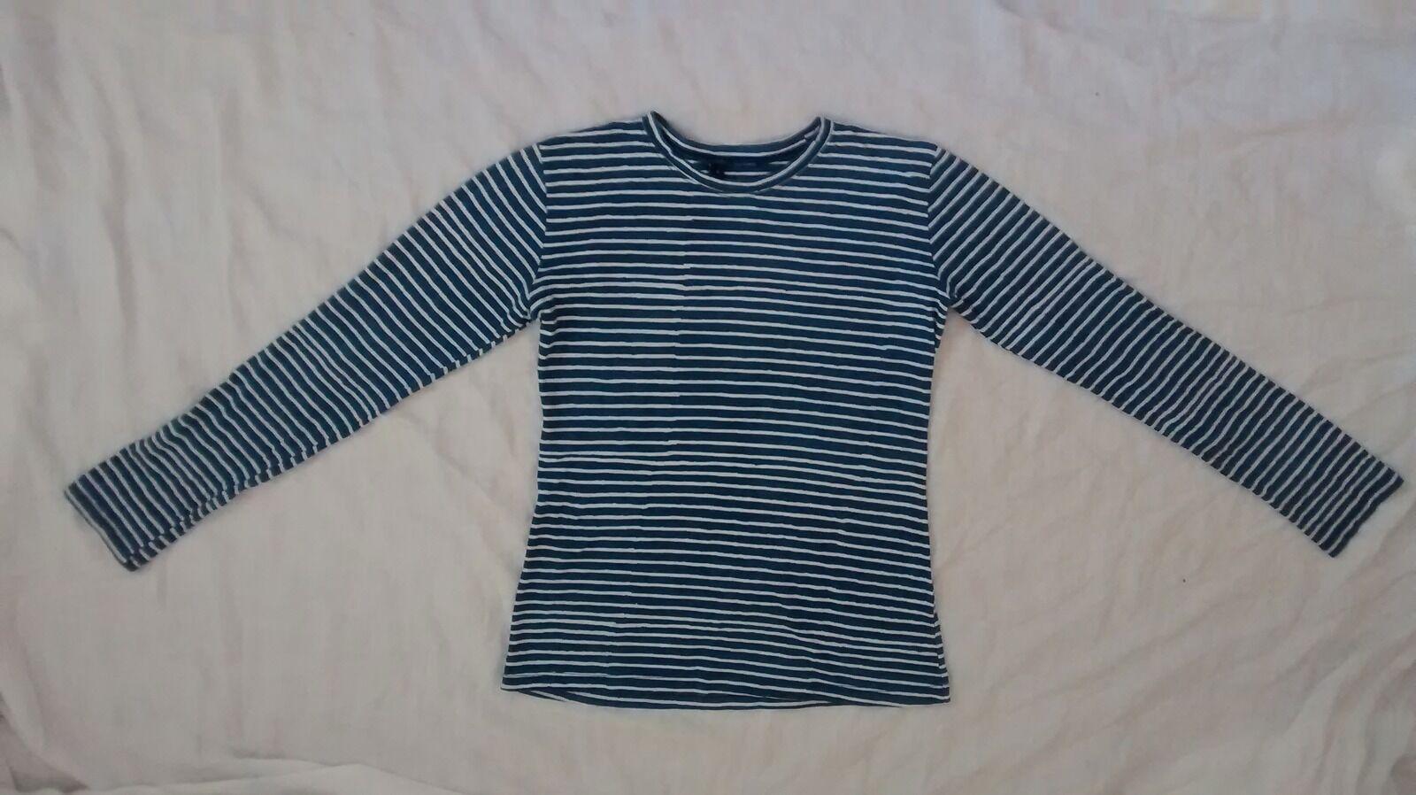 David Bali Studio Wendy Foster Long Sleeve Shirt Größe Small