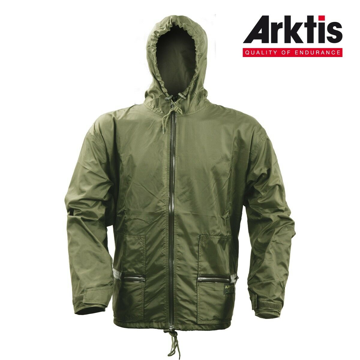 VESTE RAINSHIELD ARKTIS  A 310 OLIVE GREEN SMALL LARGE OU X-LARGE  special offer