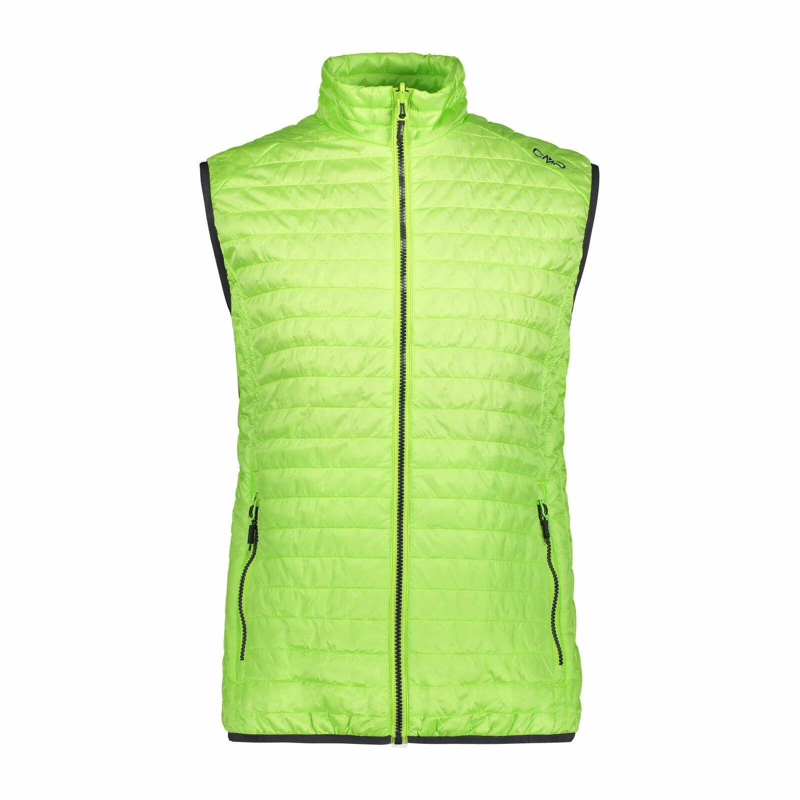 Funzione CMP Gilet Gilet Uomo Vest verde idrorepellente traspirante leggero