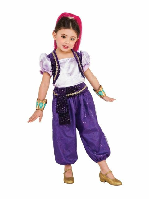 SHIMMER DELUXE COSTUME - SIZE 3-5 YRS