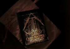 """De'vo's Signature Series """"Card Masters"""" Gold Gilded, Gold Seal Playing Cards"""