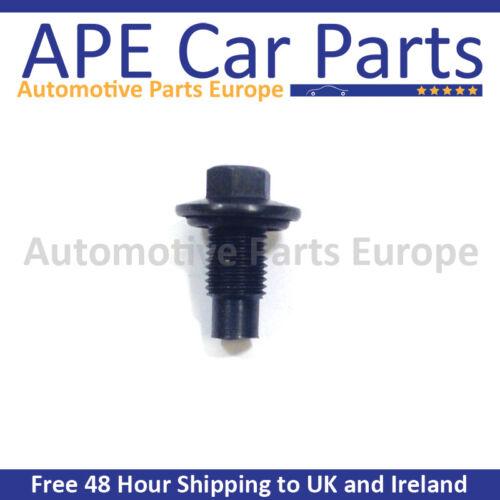 Ford Fiesta Focus MK1 MK2 C-MAX Courier Transit Mondeo Oil Drain Plug 1013938