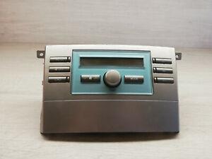 A218 Toyota Corolla Verso Panel Control de Calefacción Unidad 55900-0F030 OEM