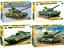 ZVEZDA-Soviet-Russian-Military-Vehicles-Tanks-Model-Kits-1-35-Unpainted thumbnail 1