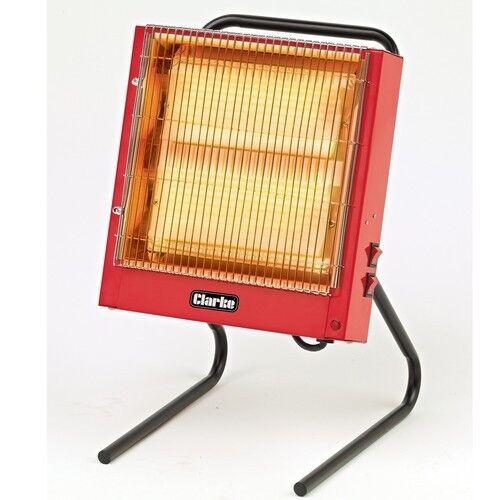 Clarke Devil 350 2.4kW Ceramic Heater (110V) 6920263