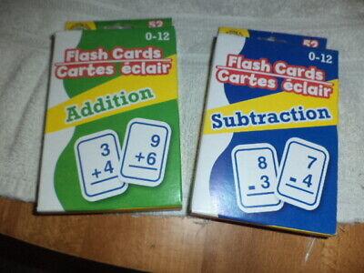 Teaching Tree Addition Flash Cards