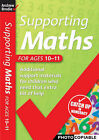 Supporting Maths for Ages 10-11 by Andrew Brodie (Paperback, 2007)
