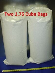 5 Cu Ft Small Polystyrene Loose Fill Packing Bean Bag