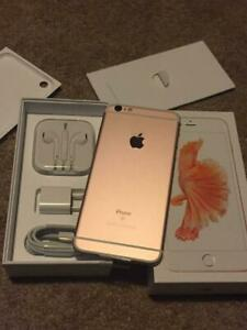 Paypal USED Apple iPhone 6s Plus 64GB Rose Gold - Factory Unlocked, Complete