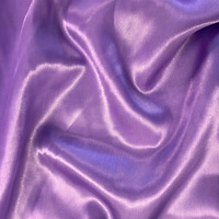 Lilac Fabric Fabric For Wedding Dress Charmeuse Satin Fabric 60 Inch Wide Fabric