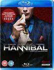 Hannibal - Series 1 - Complete (Blu-ray, 2013, 3-Disc Set)