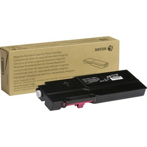 Magenta Xerox Original Toner Cartridge
