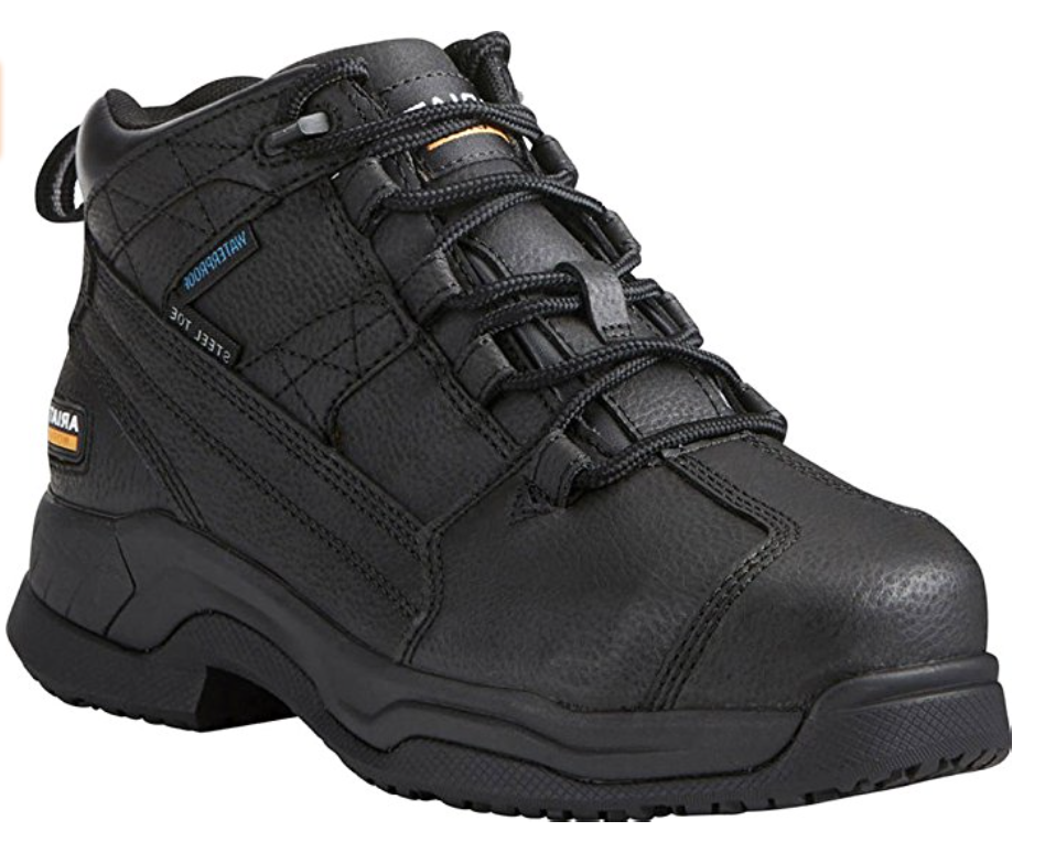Ariat Ariat Ariat Mujer contendiente H2O impermeable Zapatos de trabajo 10021476  calidad garantizada