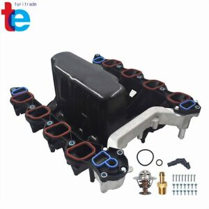 w// Gaskets Intake Manifold Upper For Ford Pickup Truck E-Series F-Series 5.4L V8