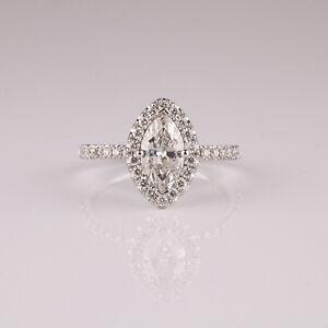 APP-7-9k-14-kt-White-Gold-1-39CT-Diamond-Ring-NG-R11156-Lot-1867852