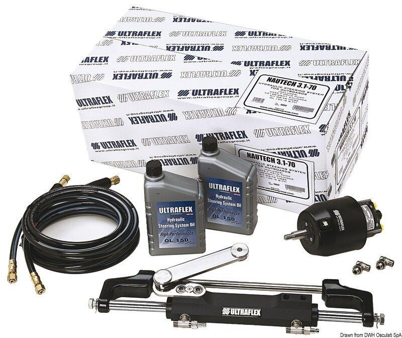 Steuerhaus Marke Nautech 1 max 300 HP Zylinder OBF/1 Marke Steuerhaus Ultraflex 45.283.15 d8e60d