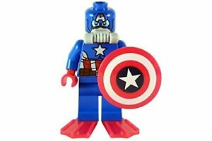 LEGO-Marvel-Super-Heroes-Scuba-Captain-America-Minifigure-from-76048