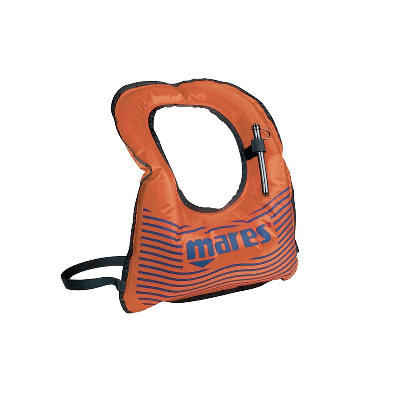 Mares Snorkeling Vest - Signal orange