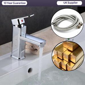 Cloakroom Tap Chrome Luxury Bathroom Modern Basin Sink ...