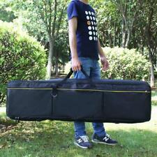Rockville 88 Key Slim Padded Rigid Keyboard Gig Bag Case For ROLAND FP-30