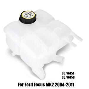 Radiator-Coolant-Expansion-Tank-Bottle-Resevoir-Cap-30776151-For-Ford-Focus-MK2