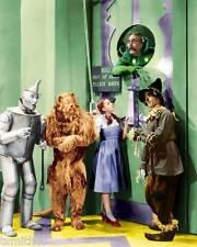 Wizard of Oz Cast 8x10 Photo 004