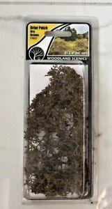 FS637 Woodland Scenics Briar Patch Dry Brown