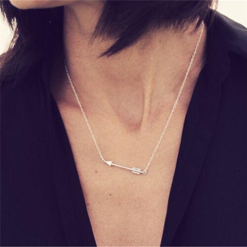One Direction Arrow Women Fashion Pendant Collar Choker Chain Necklace  new.
