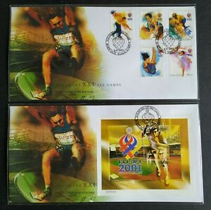 2001-Malaysia-Sports-XXI-SEA-Games-5v-amp-MS-on-2-FDC-mild-toned-S-N-008168-KL