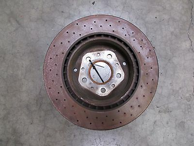 Rear Brakes Cross Drilled Maserati Quattroporte Used P//N 228411