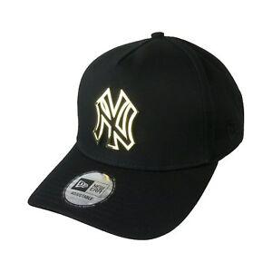 NEW ERA METAL BADGE AFR CAP NEW YORK YANKEES NY CAP ORIGINAL ... 73f77639121