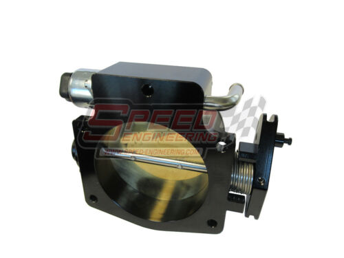 LS 92mm Cable Throttle Body Black LS1, LS2, LS3, LS6 Engines