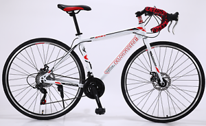 Mature® Premium Road & Racing Bike | Shimano Equipped | 27 Inches | 700C | Ultra