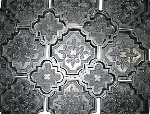 10 Schalungsformen für dekorative Orient Platten Nr.200