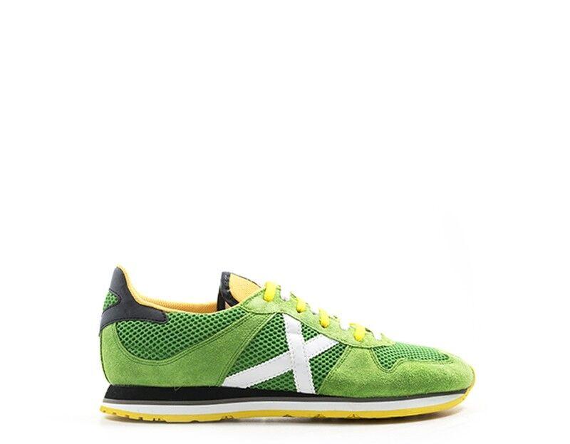 Schuhe MUNICH Mann VERDE/GIALLO  MASSANA62 MASSANA62  c90c20