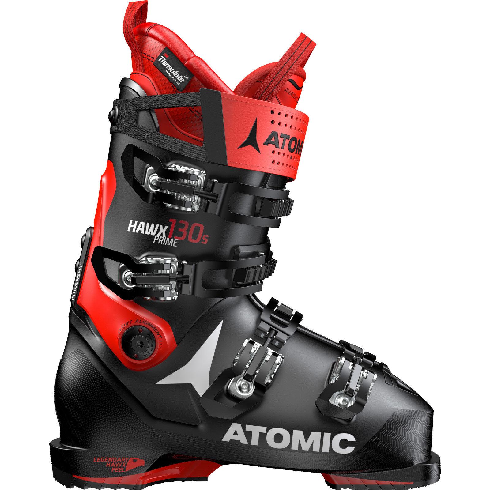 Atomic Hawx Prime 130 S Herren-SkiStiefel Skistiefel Ski Ski Ski Schuhe Skischuhe Stiefel 68ca42