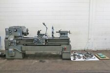 19 Swg 54 Cc Leblond Regal Engine Lathe Taper 3amp4 Jaw Steadyampfollowcollet