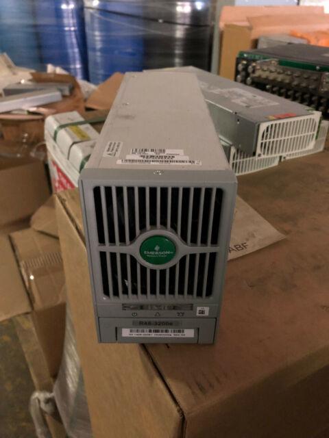 EMERSON NETSURE 701 POWER RECTIFIER MODULE R48-3200e -48V 3200W eSure Rectifier